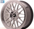 Japan Racing Wheels JR23 Hiper Silver 20*9