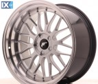 Japan Racing Wheels JR23 Hiper Silver 20*10.5