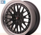 Japan Racing Wheels JR10 Matt Black 16*7