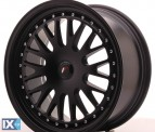 Japan Racing Wheels JR10 Full Matt Black 18*8.5