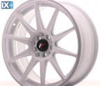 Japan Racing Wheels JR11 White 18*7.5