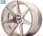 Japan Racing Wheels JR20 Silver Machined 19*9.5