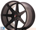 Japan Racing Wheels JR20 Matt Black 19*11