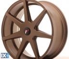 Japan Racing Wheels JR20 Matt Bronze 20*8.5