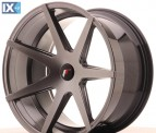 Japan Racing Wheels JR20 Hiper Black 20*11