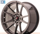 Japan Racing Wheels JR21 Hiper Black 17*9