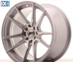 Japan Racing Wheels JR21 Silver 17*9
