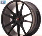 Japan Racing Wheels JR21 Matt Black 19*8.5