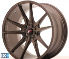 Japan Racing Wheels JR21 Matt Bronze 19*9.5