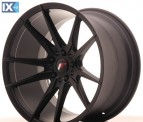 Japan Racing Wheels JR21 Matt Black 19*11