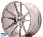 Japan Racing Wheels JR21 Silver 19*11