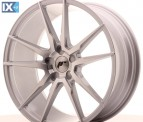 Japan Racing Wheels JR21 Silver 20*8.5