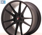 Japan Racing Wheels JR21 Matt Black 20*10