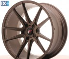Japan Racing Wheels JR21 Matt Bronze 20*10