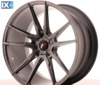 Japan Racing Wheels JR21 Hiper Black 20*10
