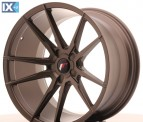 Japan Racing Wheels JR21 Matt Bronze 20*11