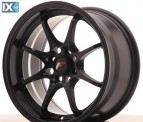 Japan Racing Wheels JR5 Matt Black 15*7