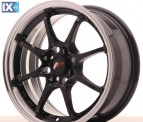 Japan Racing Wheels JR5 Gloss Black 15*7