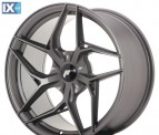 Japan Racing Wheels JR35 Matt Gun Metal 19*9.5