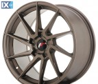 Japan Racing Wheels JR36 Matt Bronze 18*9