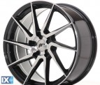 Japan Racing Wheels JR36 Gloss Black Machined Face 19*8.5