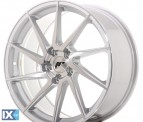Japan Racing Wheels JR36 Silver Brushed Face 19*8.5