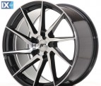 Japan Racing Wheels JR36 Black Machined Face 19*9.5
