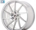 Japan Racing Wheels JR36 Silver Brushed Face 20*9