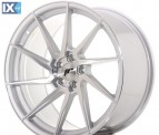Japan Racing Wheels JR36 Silver Brushed Face 20*10