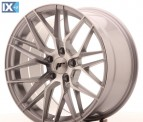 Japan Racing Wheels JR28 Silver Machined Face 18*9.5