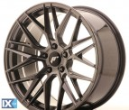 Japan Racing Wheels JR28 Hyper Black 19*9.5
