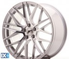 Japan Racing Wheels JR28 Silver Machined Face 19*9.5
