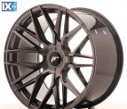 Japan Racing Wheels JR28 Hyper Black 19*10.5