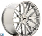 Japan Racing Wheels JR28 Silver Machined Face 19*10.5