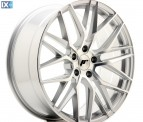 Japan Racing Wheels JR28 Silver Machined Face 20*8.5