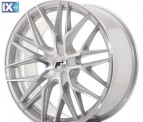 Japan Racing Wheels JR28 Silver Machined Face 21*9