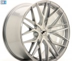 Japan Racing Wheels JR28 Silver Machined Face 21*10.5