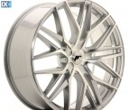 Japan Racing Wheels JR28 Silver Machined Face 22*9