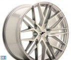 Japan Racing Wheels JR28 Silver Machined Face 22*10.5