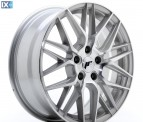 Japan Racing Wheels JR28 Silver Machined Face 17*7