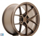 Japan Racing Wheels SL01 Matt Bronze 18*10.5