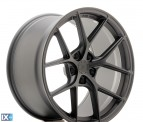 Japan Racing Wheels SL01 Matt Gun Metal 19*10.5