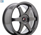 Japan Racing Wheels JR3 Hyper Gray 18*8