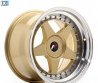 Japan Racing Wheels JR6 Gold 17*10