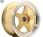 Japan Racing Wheels JR6 Gold 18*8.5