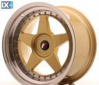 Japan Racing Wheels JR6 Gold 18*10.5