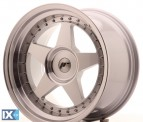 Japan Racing Wheels JR6 Silver Machined Face 18*10.5