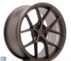 Japan Racing Wheels SL01 Matt Bronze 19*9.5