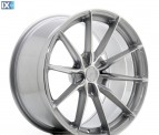 Japan Racing Wheels JR37 Silver Machined Face 19*9.5