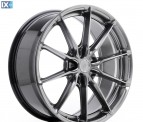 Japan Racing Wheels JR37 Hyper Black 20*8.5